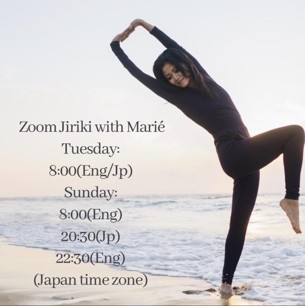 Zoom Jiriki April 3rd 2020