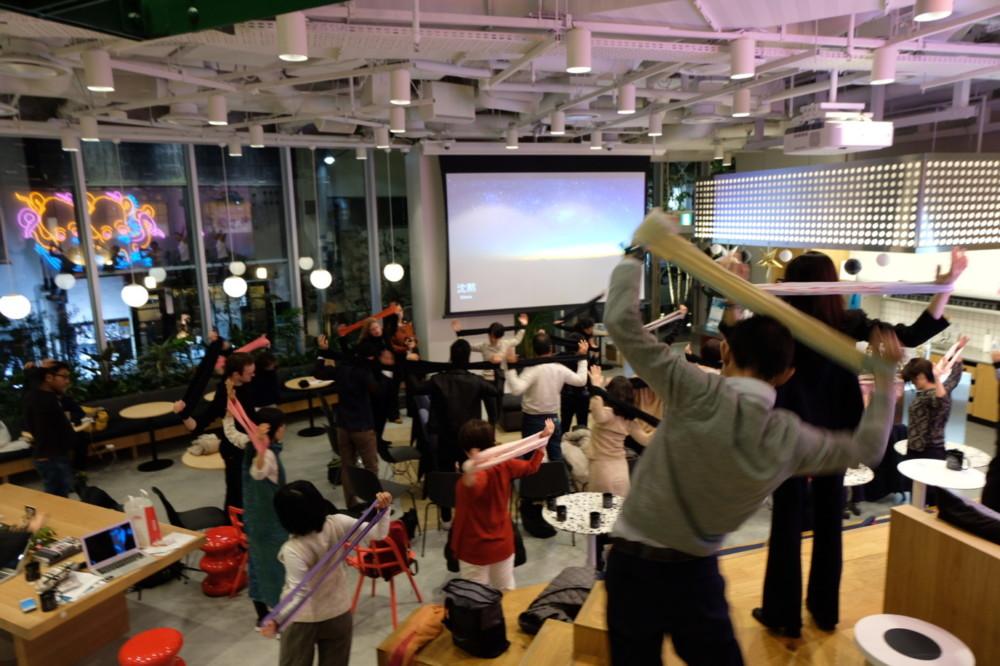 「自力整体イベントWeWork」JIRIKI SEITAI|自力整体